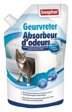 meilleur désodorisant pour litière pour chat