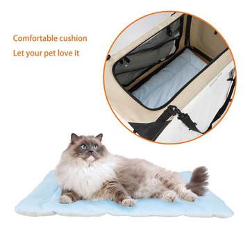 meilleures poussettes pour chat