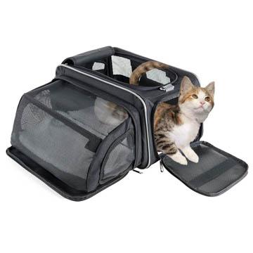 meilleur sac de transport pour chat