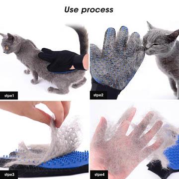 meilleurs gants de toilettage pour chat